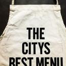 DRESSSEN ADULT APRON #52 THE CITYS BEST MENU🔴新発売