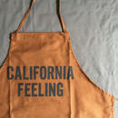 "DRESSSEN DR(BRN) 14APRON  ""CALIFORNIA FEELING""  BROWN  COLOR ⭕️DRESSSEN    オンラインストア先行発売です 、"