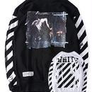 新品 数量限定  【オフホワイト OFF-WHITE】高品質 メンズ レディース 限定品 長袖 Tシャツ [OW-88]