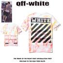 新品 数量限定   【オフホワイト OFF-WHITE】高品質 メンズ レディース 半袖Tシャツ[OW-533-1]