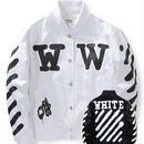 新品 数量限定  【オフホワイト OFF-WHITE】超高品質 ジャケット アウター メンズファッション [OW-41]