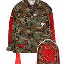 新品 数量限定  【オフホワイト OFF-WHITE】超高品質 ジャケット アウター シャツ メンズファッション [OW-404]
