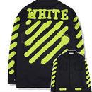 新品 数量限定  【オフホワイト OFF-WHITE】高品質 限定品 激安 メンズ レディース ファッション 通販 ジャケット アウター [OW-153]