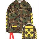 新品 数量限定  【オフホワイト OFF-WHITE】超高品質 ジャケット アウター シャツ メンズファッション [OW-406]