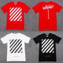 新品 数量限定   【オフホワイト OFF-WHITE】高品質 メンズ レディース 半袖Tシャツ[OW-326-1]