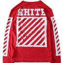 新品 数量限定  【オフホワイト OFF-WHITE】高品質 激安 メンズ レディース ファッション 通販 Tシャツ [OW-99]