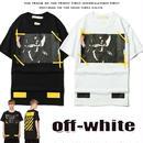 新品 数量限定   【オフホワイト OFF-WHITE】高品質 メンズ レディース 半袖Tシャツ[OW-532-1]