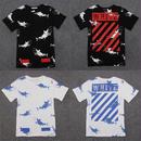 新品 数量限定   【オフホワイト OFF-WHITE】高品質 メンズ レディース 半袖Tシャツ[OW-800-1]