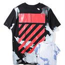 新品 数量限定 【オフホワイト OFF-WHITE】超高品質 メンズ レディース 半袖Tシャツ [OW-14]