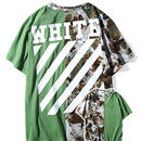 新品 数量限定   【オフホワイト OFF-WHITE】高品質 メンズ レディース 半袖Tシャツ[OW-312]