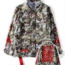 新品 数量限定  【オフホワイト OFF-WHITE】超高品質 ジャケット アウター シャツ メンズファッション [OW-418]