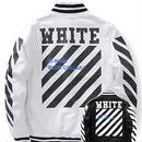 新品 数量限定  【オフホワイト OFF-WHITE】超高品質 ジャケット アウター メンズファッション [OW-54]
