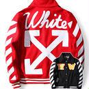 新品 数量限定  【オフホワイト OFF-WHITE】超高品質 ジャケット アウター メンズファッション [OW-05]