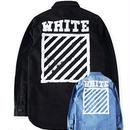 新品 数量限定  【オフホワイト OFF-WHITE】超高品質 メンズ レディース ジャケット アウター ファッション [OW-84]