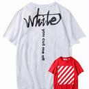 新品 数量限定   【オフホワイト OFF-WHITE】高品質 メンズ レディース 半袖Tシャツ[OW-300]