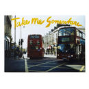 Original Print with Paint - Take Me Somewhere 1/1