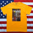 """NEW YORK PHOTO"" NEW YORK MINUTE S/S TEE (DECK/YELLOW)"