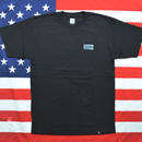 """HUF"" PUFF BAR LOGO TEE (BLACK/CAMO)"