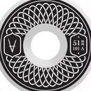 Antiz Wheels Rubber Yellow – 51mm