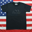 """PROOF"" PROOF LOGO S/S TEE (BLACK)"