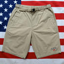 """WING FOOT"" STRETCH EASY SHORTS (KHAKI)"