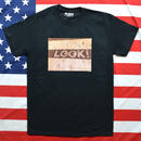 """NEW YORK PHOTO"" NEW YORK MINUTE S/S TEE (LOOK/BLACK)"