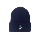 """BELIEF"" PREHISTORIC BEANIE (LIGHT NAVY)"