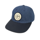 """BELIEF"" ATLANTIC 6 PANEL (DENIM)"