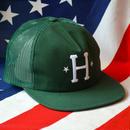 """""""HUF"""" CLASSIC H TRUCKER (MOSS GREEN)"""