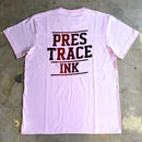 """PRESTRACE INK"" S/S TEE (PINK)"