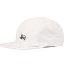 """""""STUSSY"""" BASIC LOGO CAMP CAP (WHITE)"""