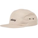"""STUSSY"" CRUSHABLE CAMP CAP (TAN)"