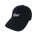 """BELIEF"" TEAM CAP (BLACK)"