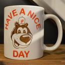 """FLASH ORIGINAL"" MUG CUP (HAVE A NICE DAY)"