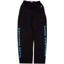 """RARE PANTHER"" FOUR BOLT CHAMPION SWEAT PANT (BLACK)"