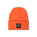 """BELIEF"" TRIBORO BEANIE (ATHLETIC ORANGE)"