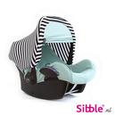 Sibble Maxi-cosi専用 日よけカバー ストライプ