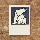 SATURN PRESS 活版印刷カード | For Winter