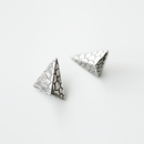 Jivita Harris Casey | Snake Canyon post earring