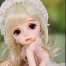 球体関節人形 BJD 本体+眼球+メイクアップ済 海外ドール 幼女 ドロシー