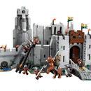 未組立 レゴ互換品 ロードオブザリング ヘルムズディープ 9474 レゴブロック 知育