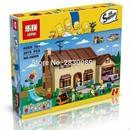 レゴ互換 ザ シンプソンズ ハウス 71006相当 ( 海外製品 )LEPIN