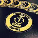 HANSHIN EXPRESSWAY STICKER - 阪神高速環状線 ステッカー / JDM カスタム 環状 シビック