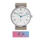 【ペア・シェアに】NOMOS GLASHUTTE TANGENTE 33mm (TN1A1W233)