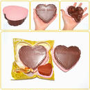 【Kiibru】ハートのチョコレーケーキ/スクイーズ