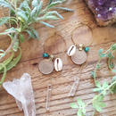 Treasures Long Hoop Earring