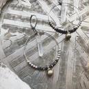 Afghan Vintage Bell & Crystal Hoop Earrings