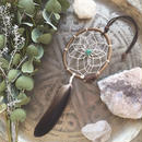 Dream Catcher Turquoise/Natural S