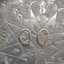14金フィルドピアス金具