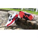 ナイキマックス レッド ホワイト ウィメンズファッション スニーカー シューズ 運動適用 人気 レディース愛用 NKF0111